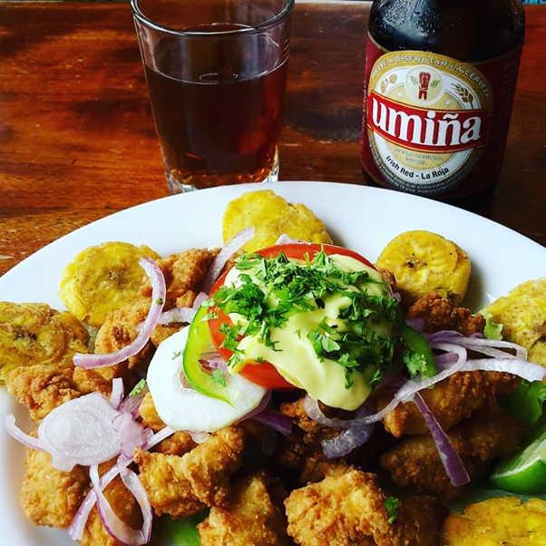 sea food to eat in manta ecuador