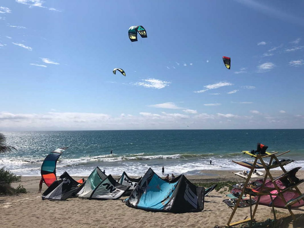 kite surf things to do around manta ecuador