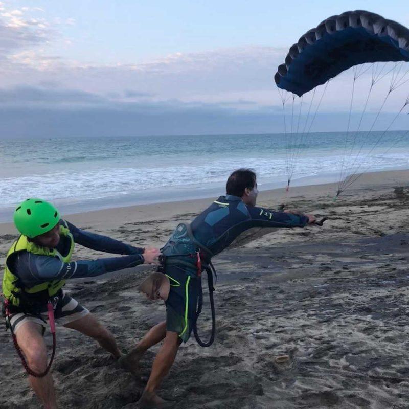 santa marianita kitesurf