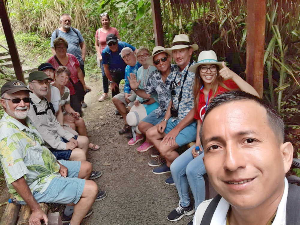pacoche rainforest local wildlife tour