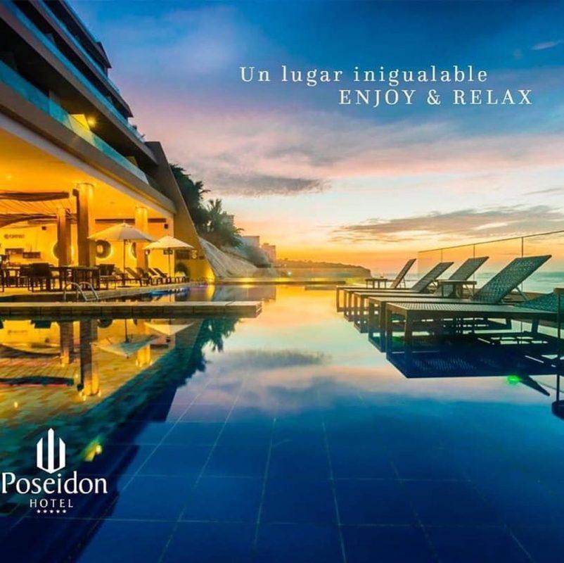Manta Ecuador Poseidon hotel