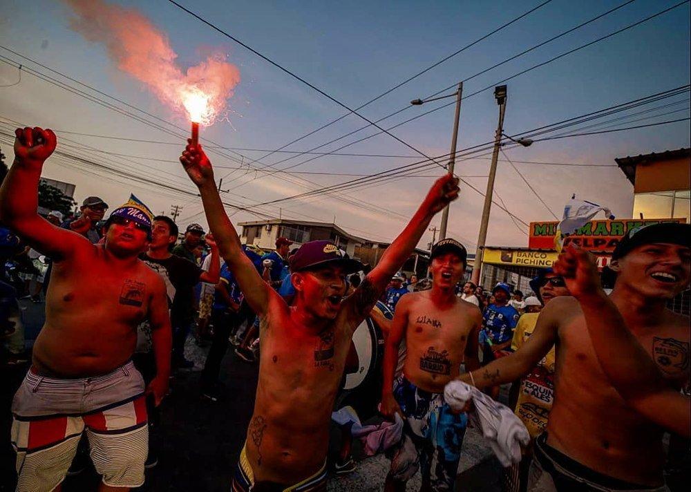 manta ecuador crime football soccer